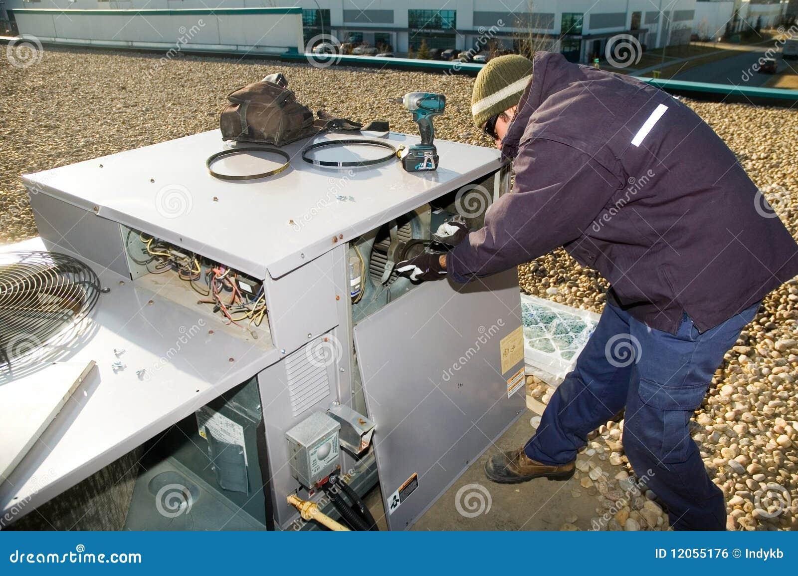 Controllo dell unità superiore del tetto