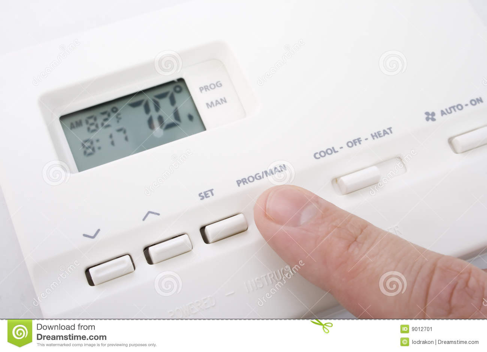 Controllo di clima