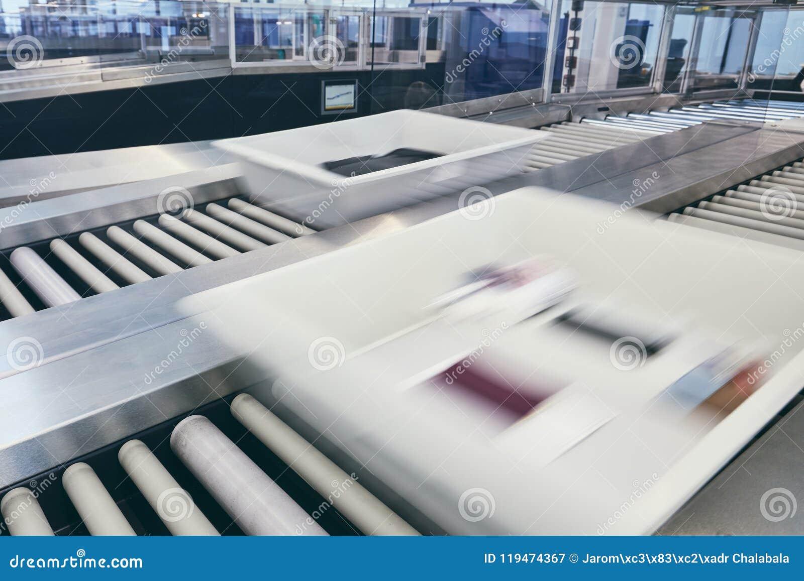 Controllo di sicurezza aeroportuale