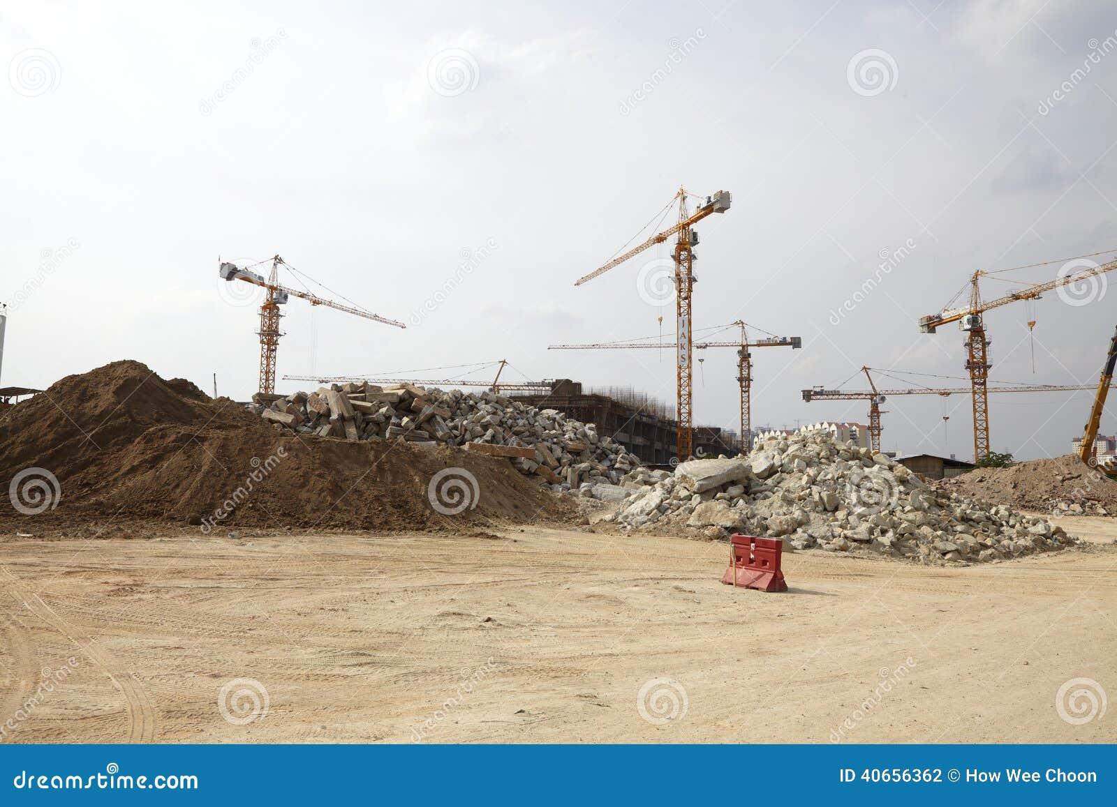 Contruction plats