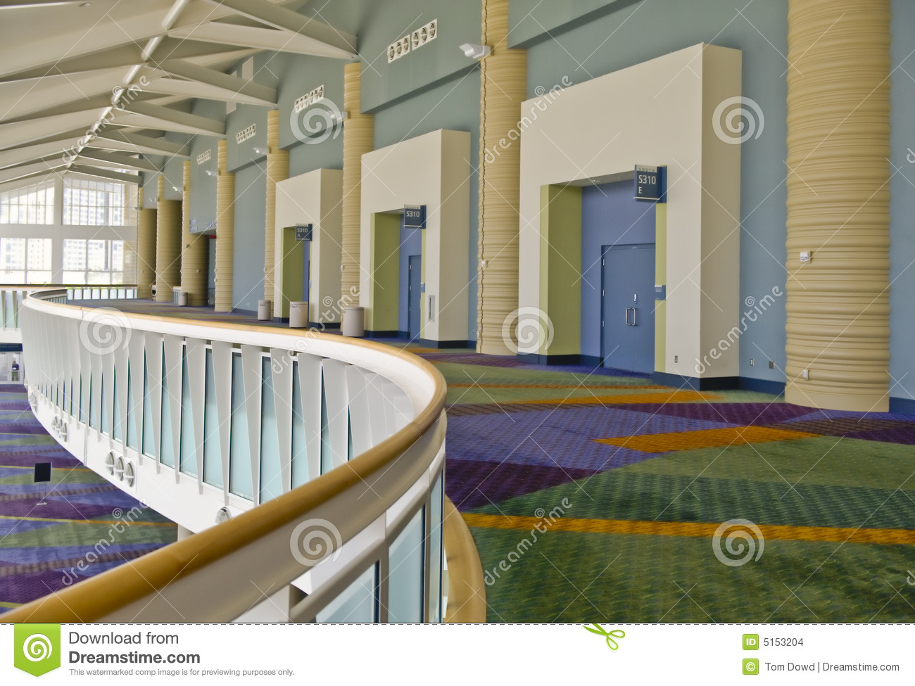 Orlando Convention Center Interior - Ancora.store •