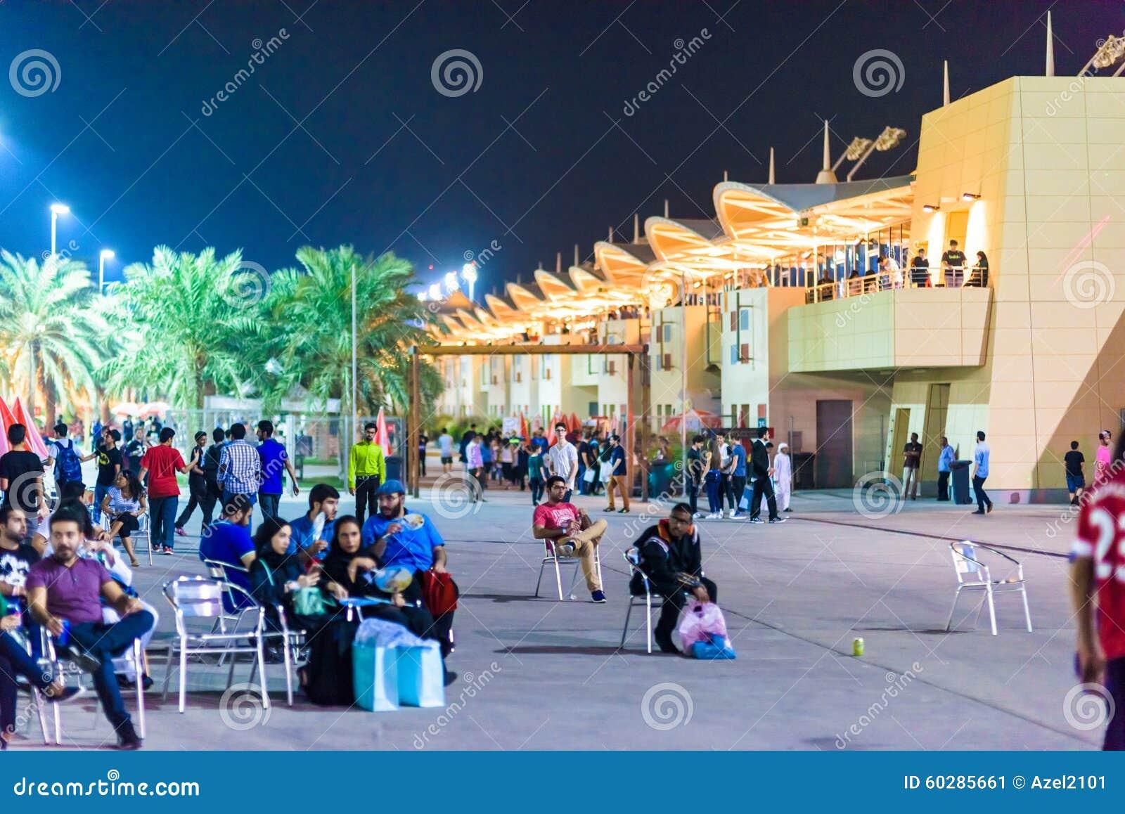 Convention 2015 d allumage Bahrain