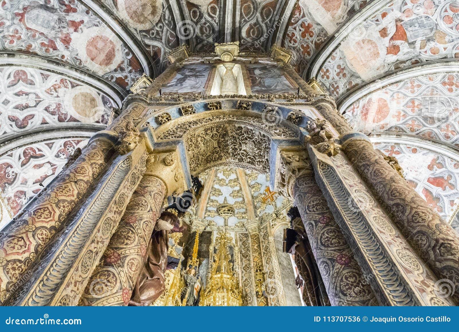 Convento de Cristo, Tomar, Portugal