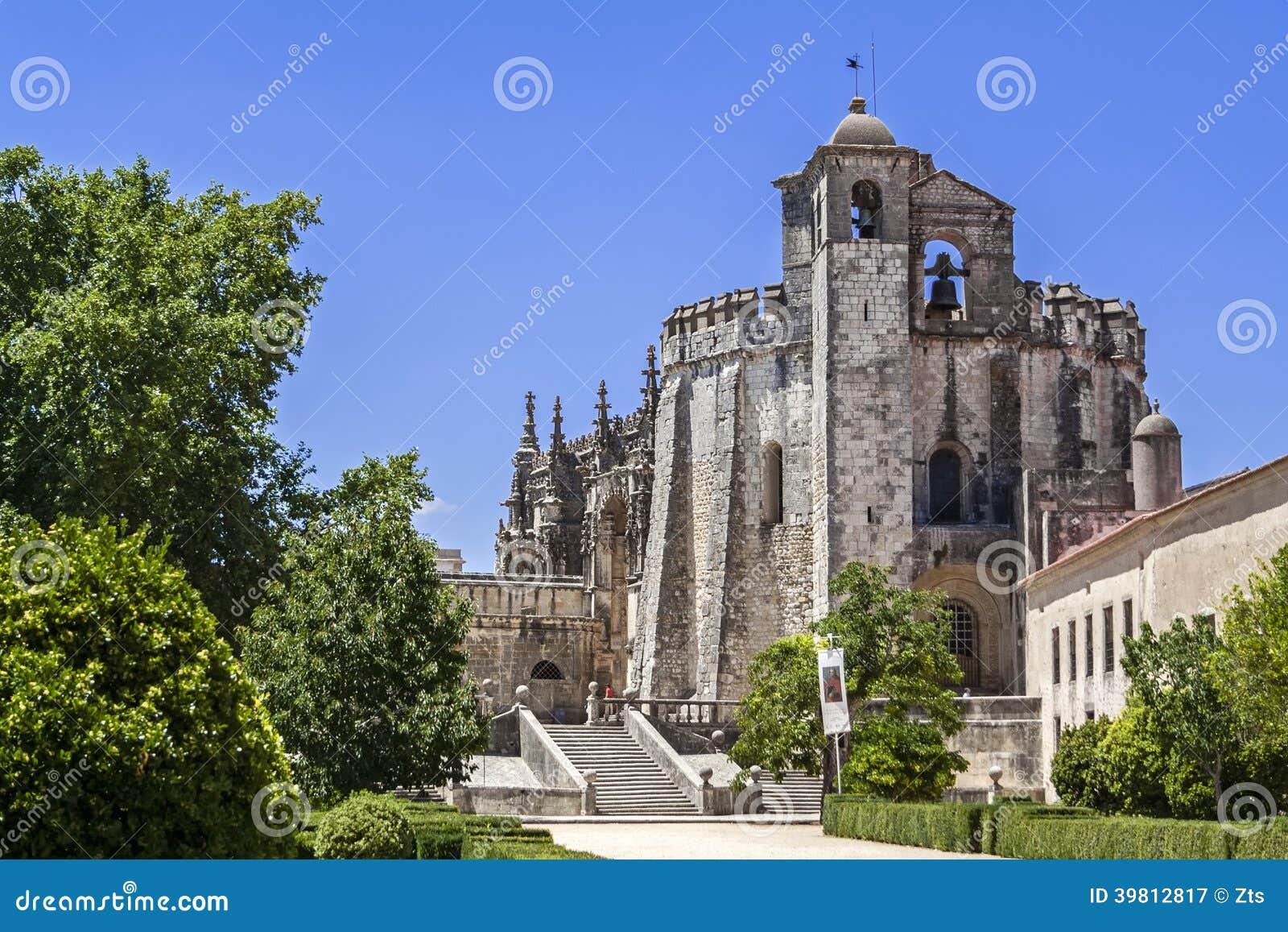 Convento de Templar de Cristo en Tomar