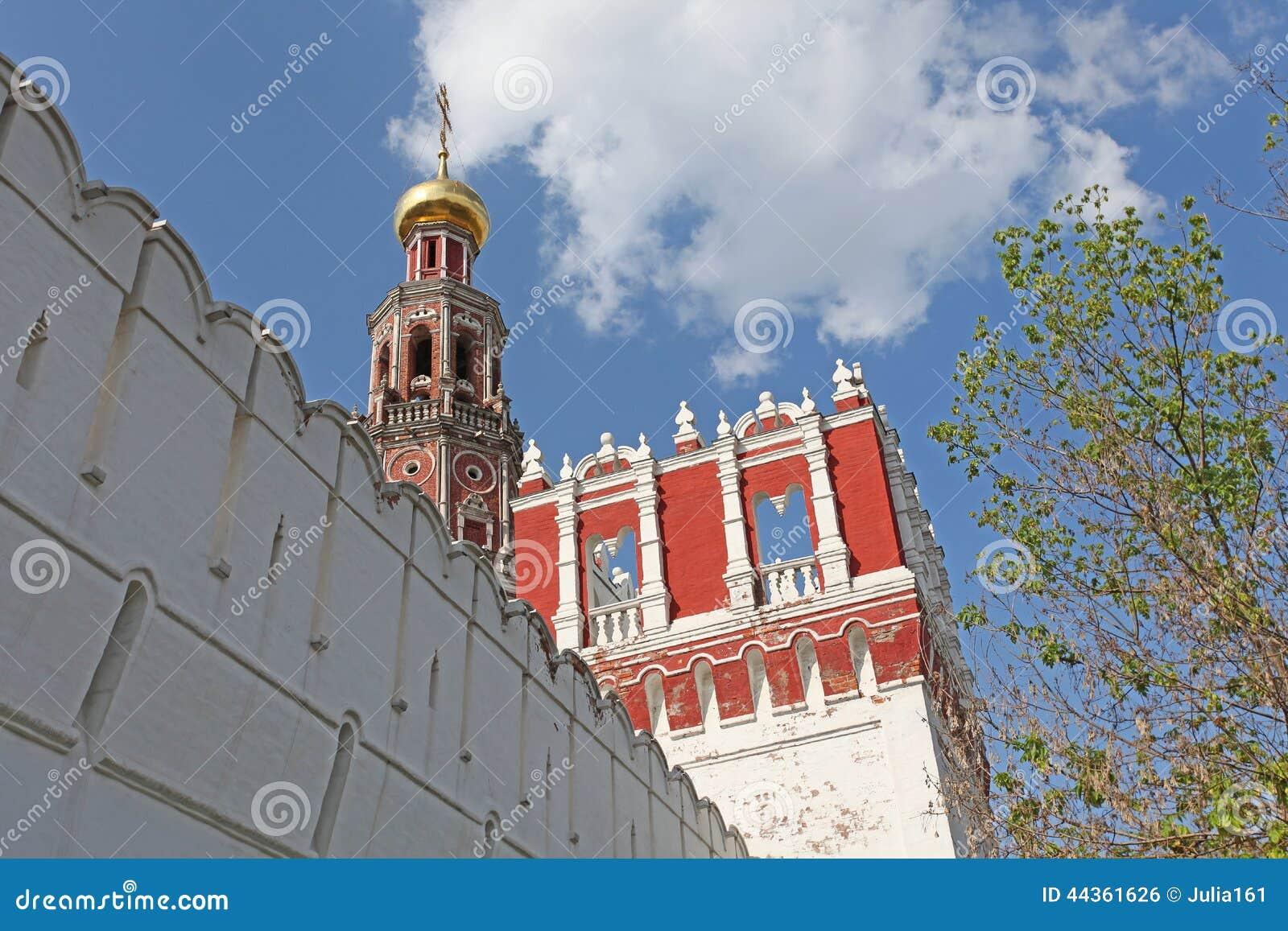 Convento di Novodevichiy, Mosca