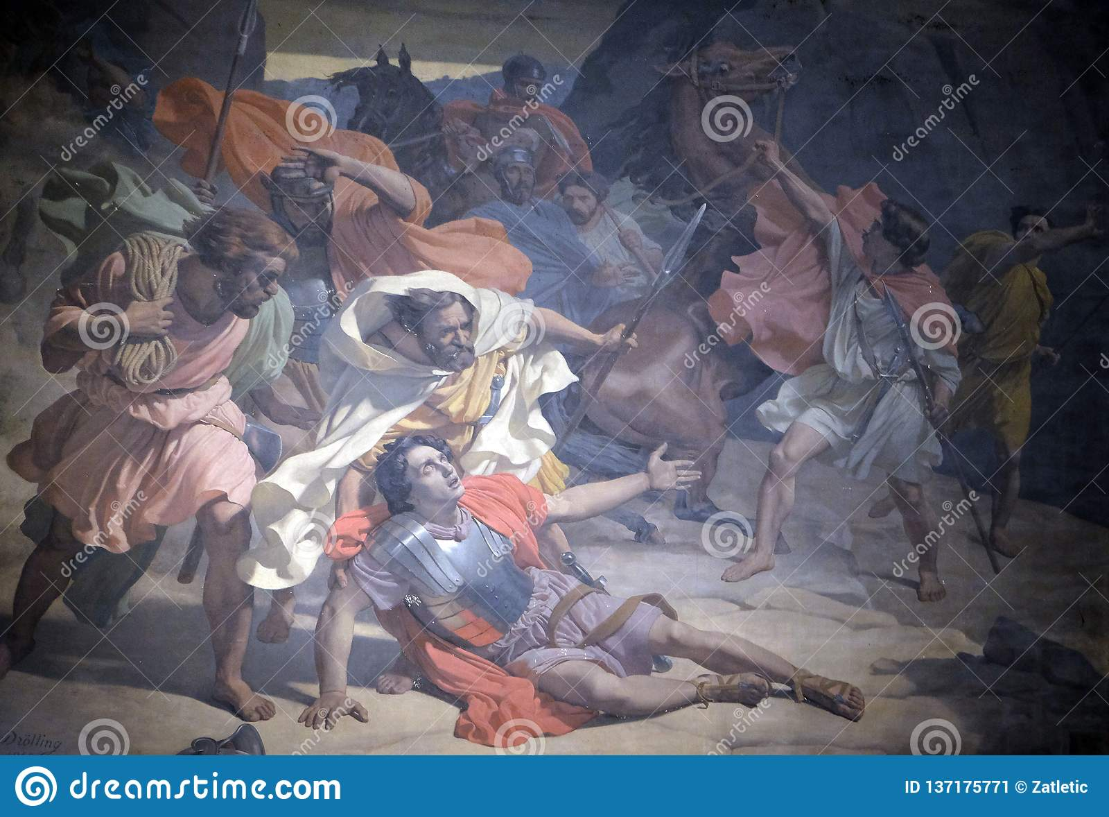 A conversão de St Paul