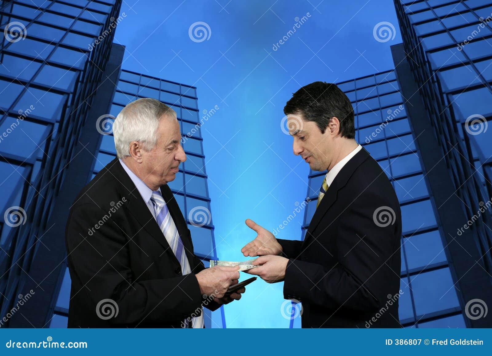 Conversa do negócio
