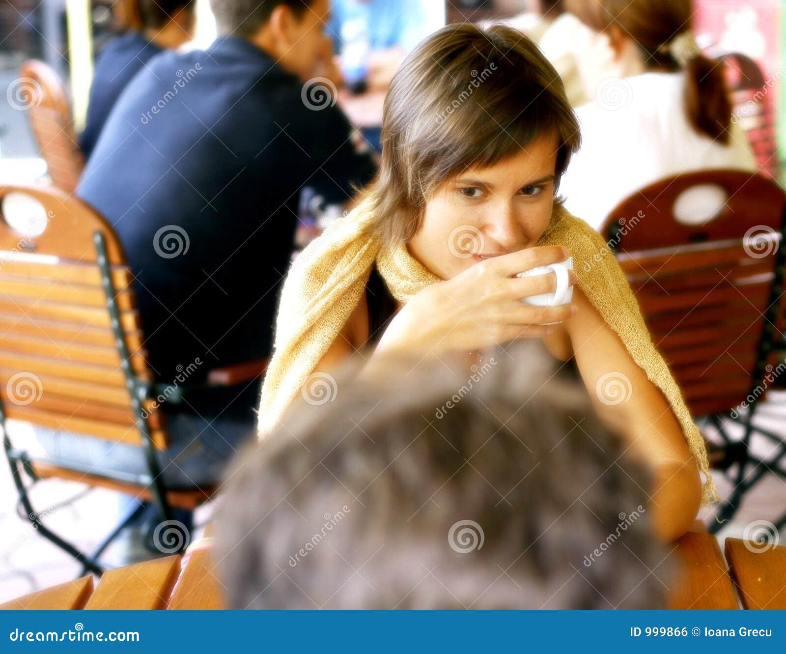 Conversación del café