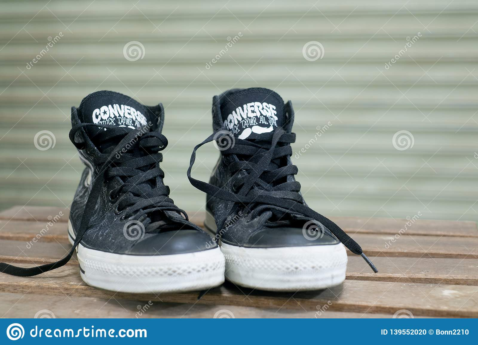 32f63453f6d6 Converse All Star Chuck Taylor designed by Mamafaka Thai Graffiti Artist  the character of big eye called Mr. Hellyeah and Mamafaka passed away a few  year ...