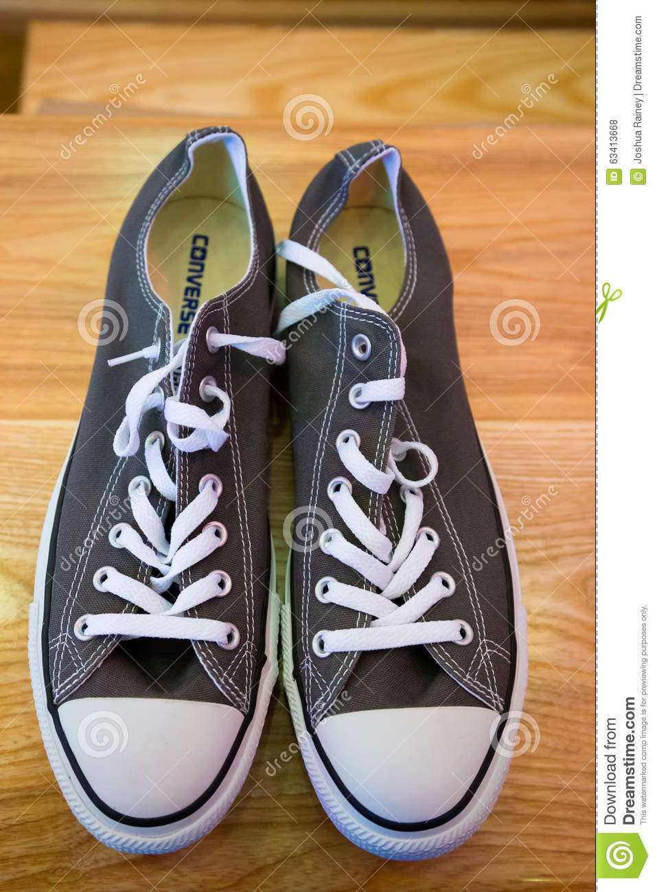 0b9abc857b11 Converse All Star Mens Shoes Editorial Stock Photo - Image of ...