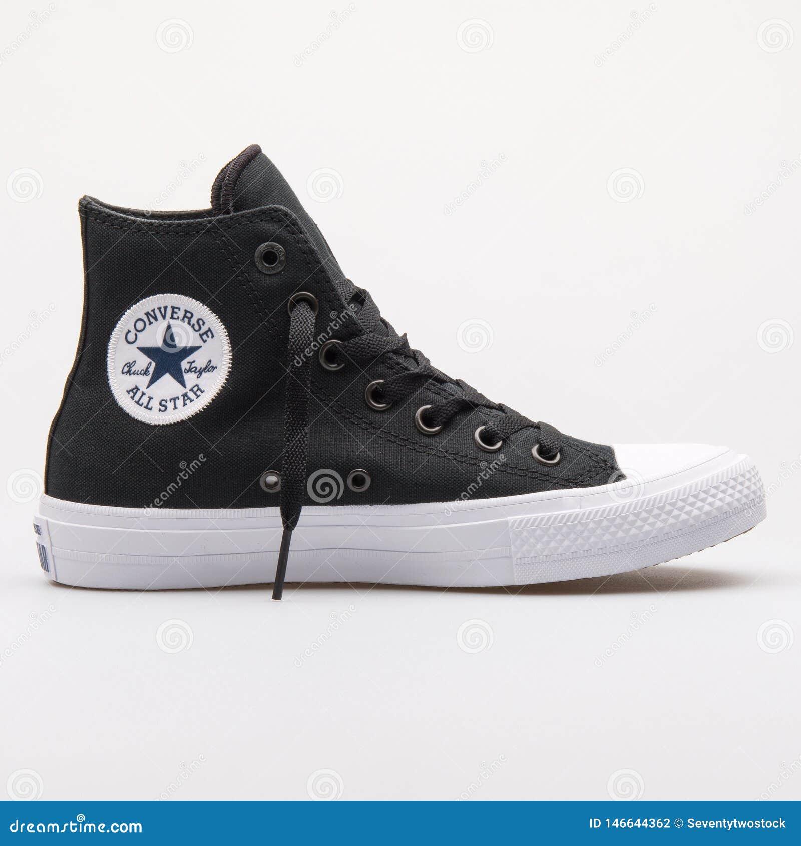 converse all star 2 black