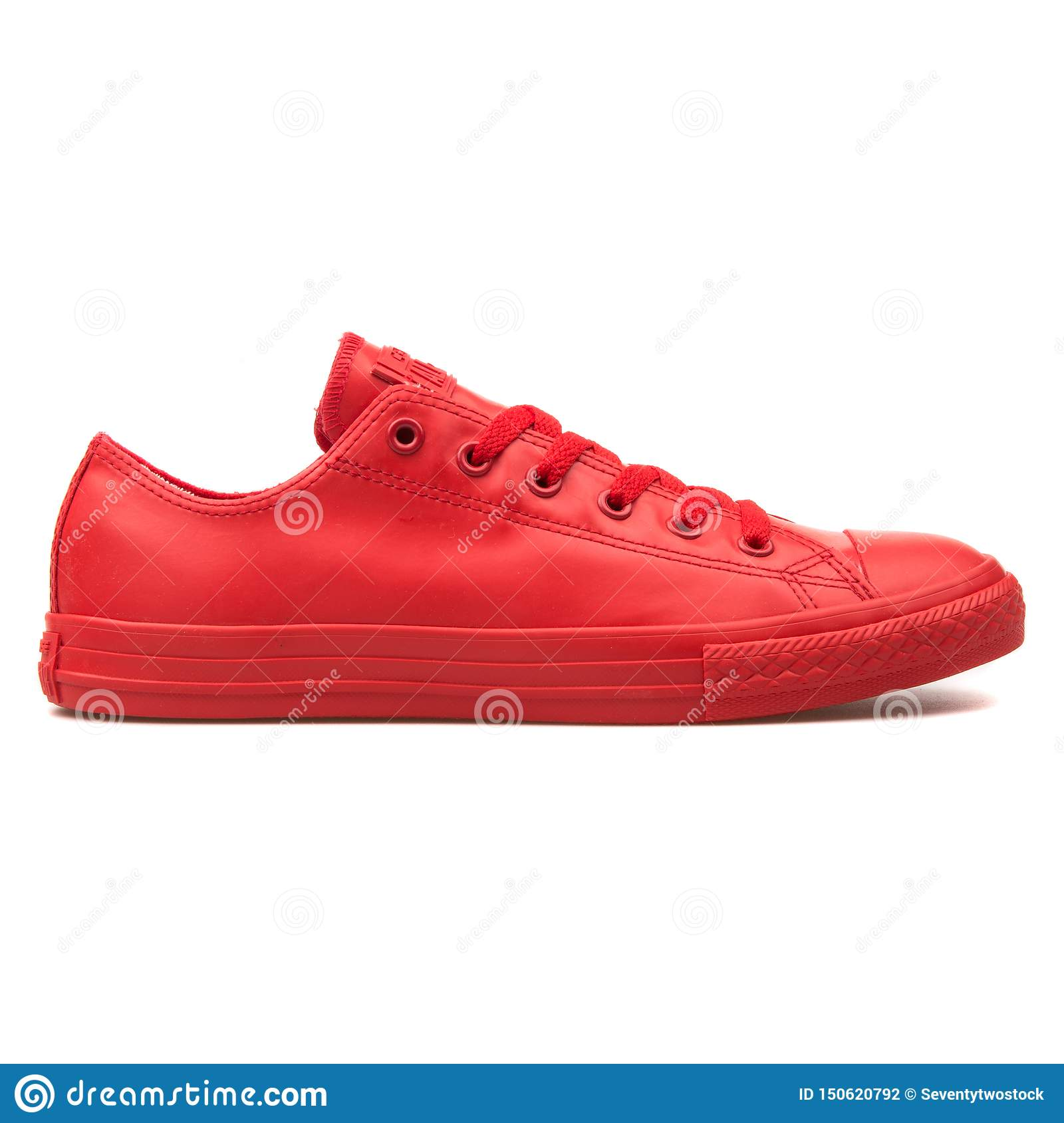 Converse Chuck Taylor All Star Rubber OX Red Sneaker
