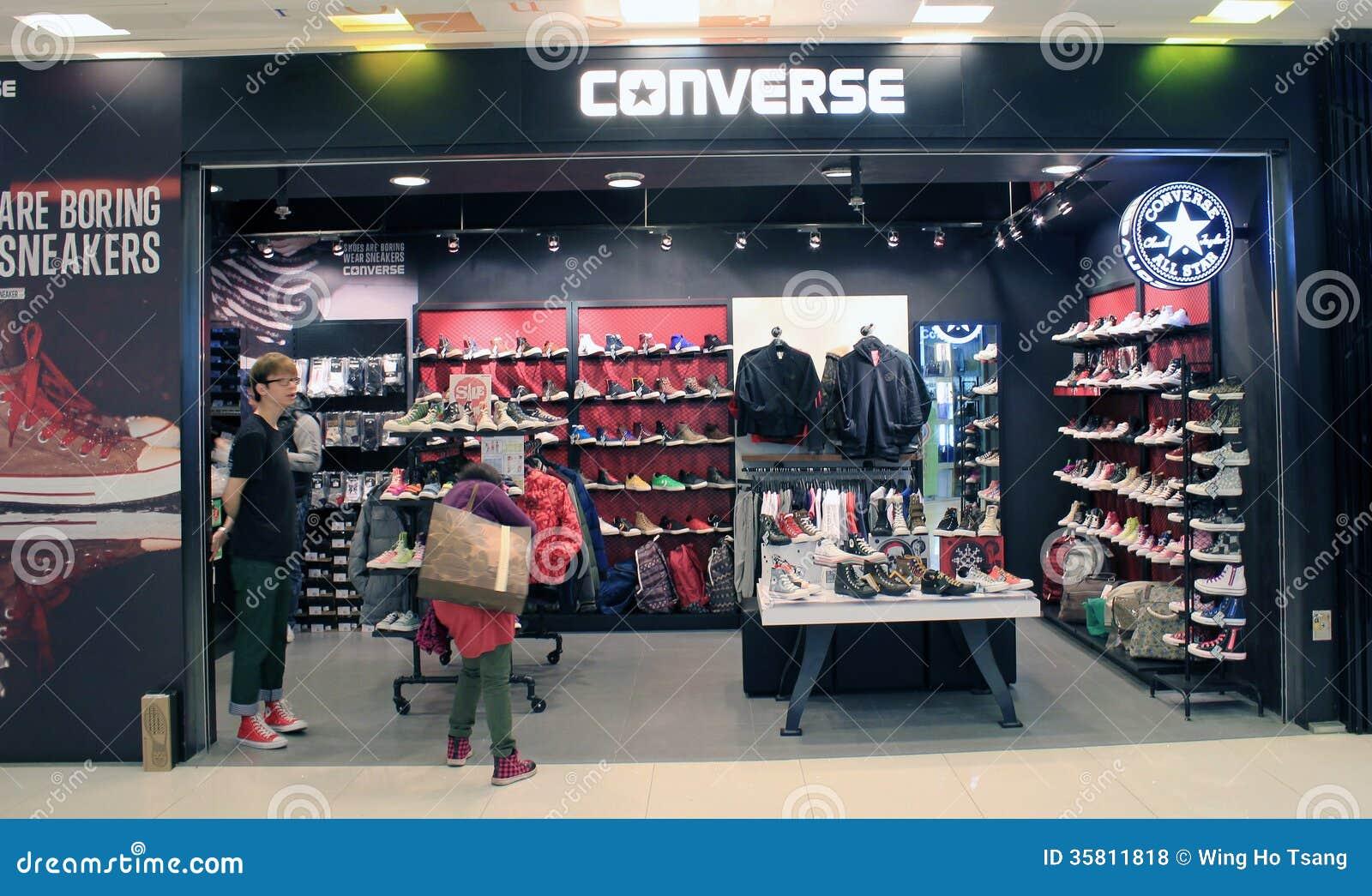 converse shopping