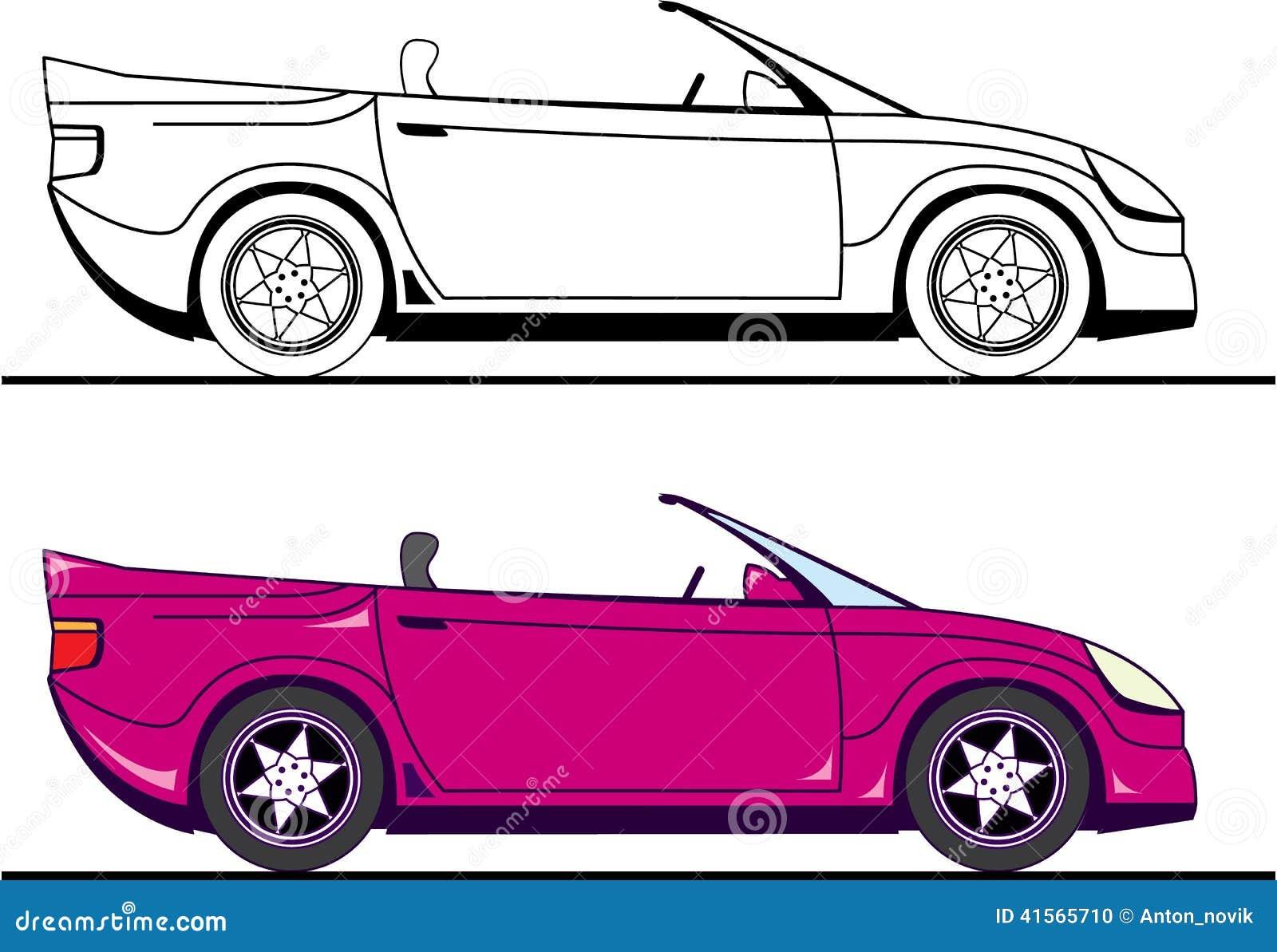 car clip art illustrations - photo #38