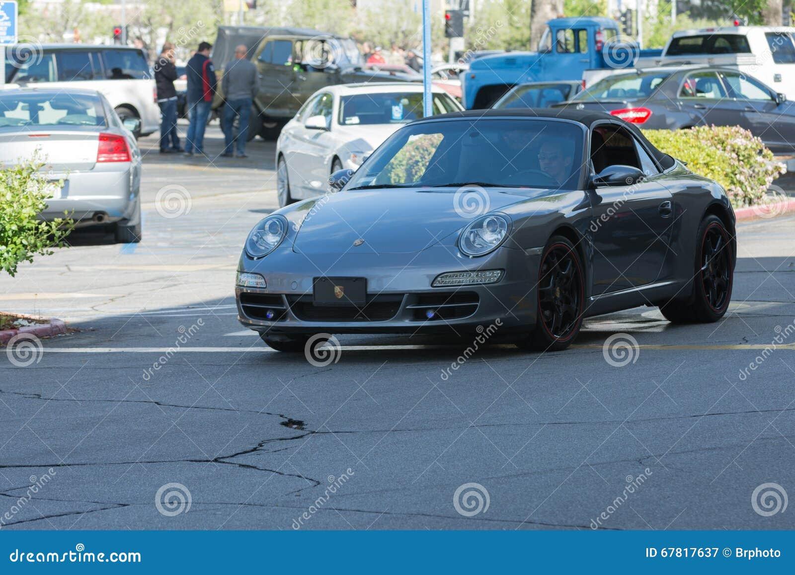 Convertible de Porsche 911 Carrera