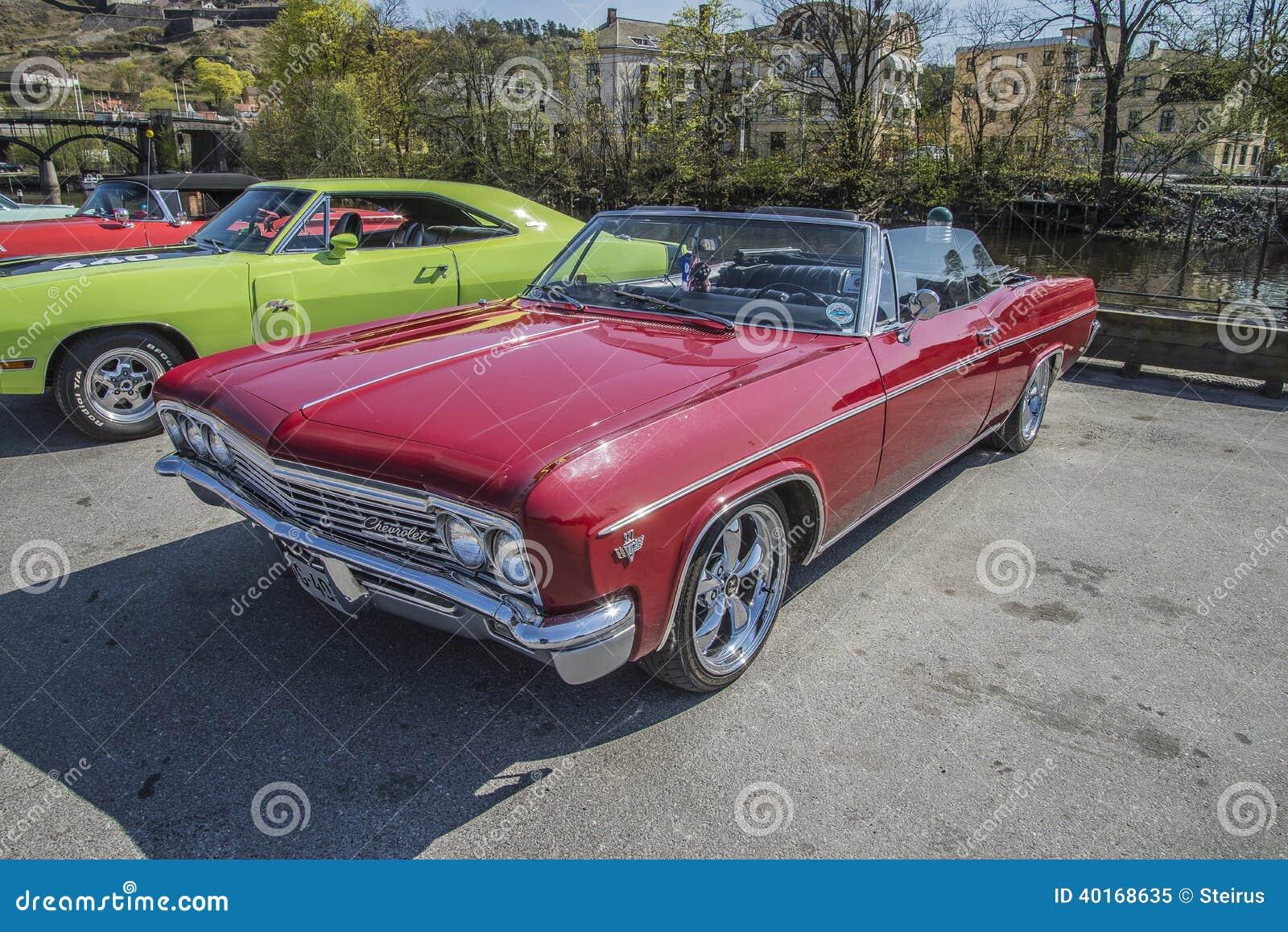 Convertible 1966 Superbe Du Sport 2 Door De Chevrolet Impala Image Chevy