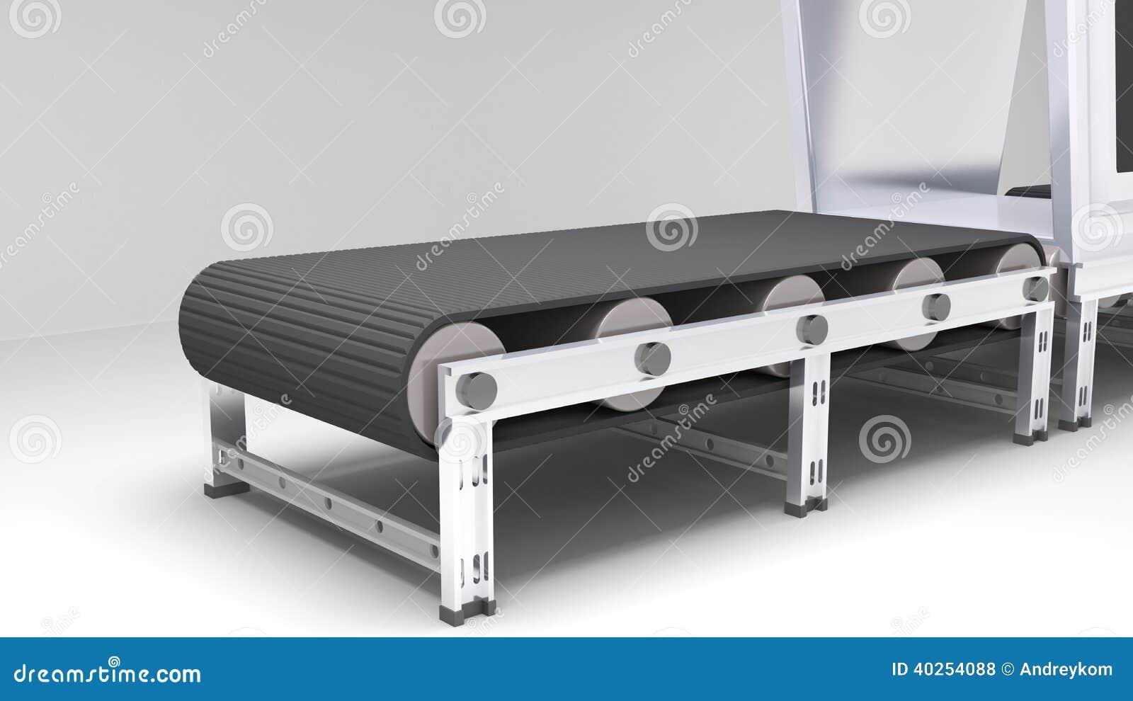 Penis art conveyor belt 7