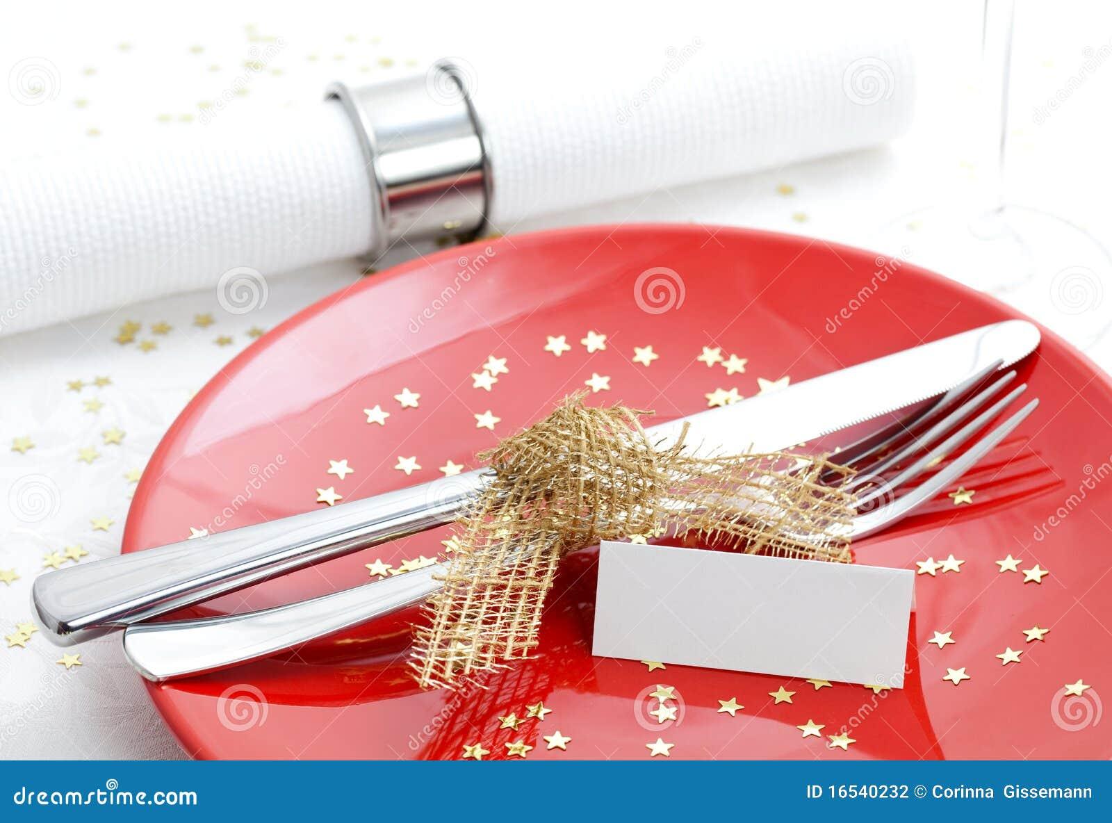 Convite Para O Jantar Do Natal Fotografia de Stock Imagem: 16540232 #AC221F 1300x979
