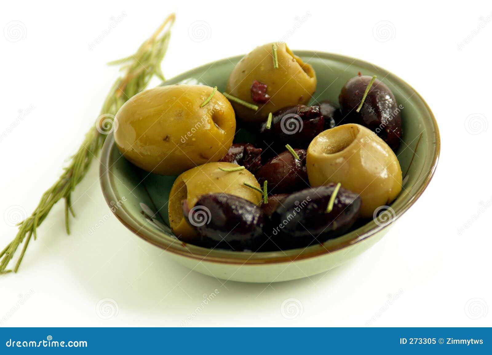 Convite verde oliva