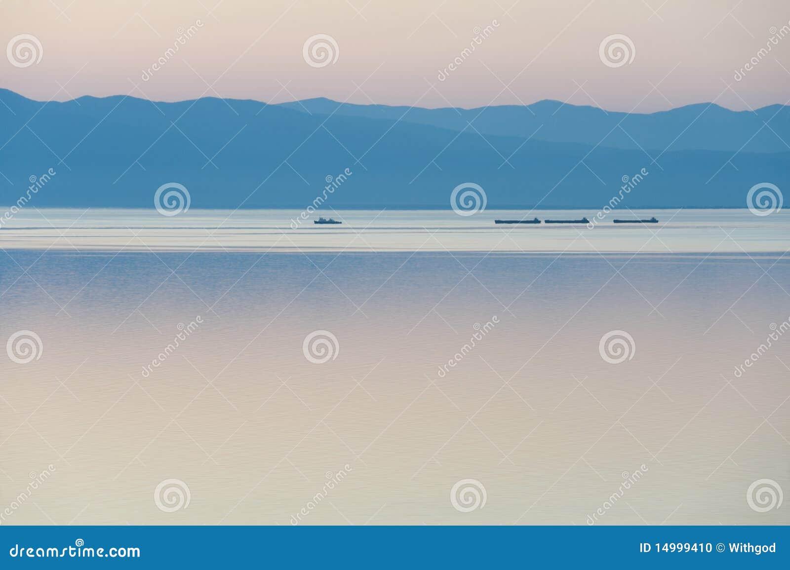 Convoglio a Baikal