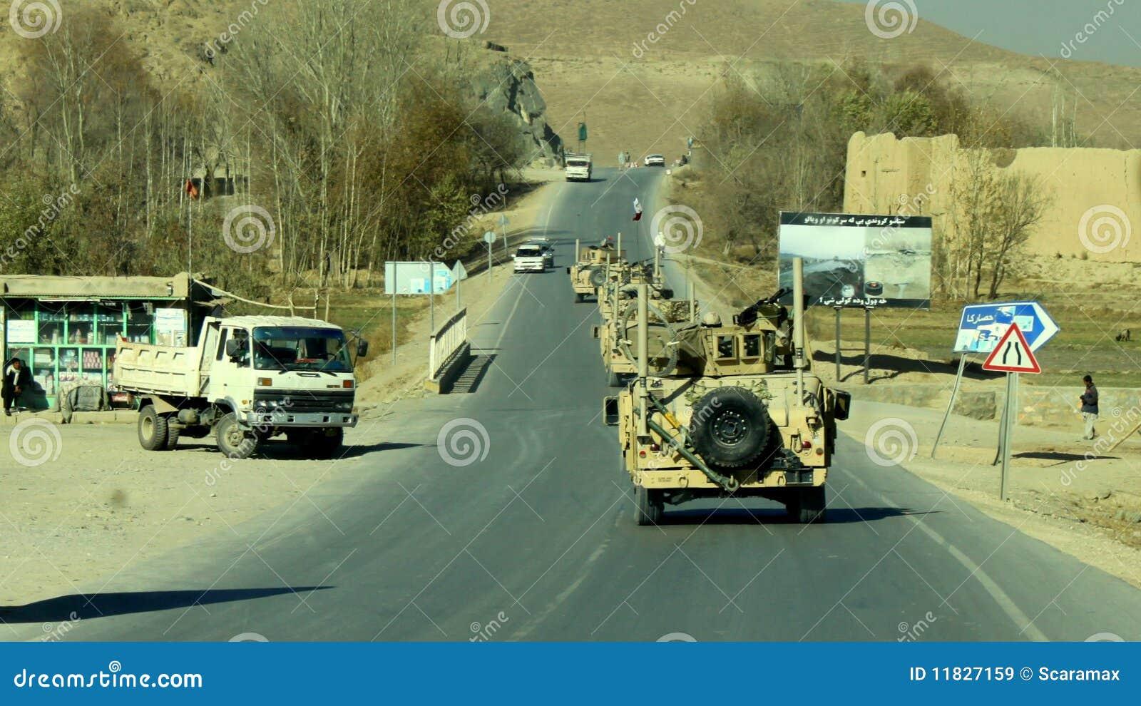 Convoy checo