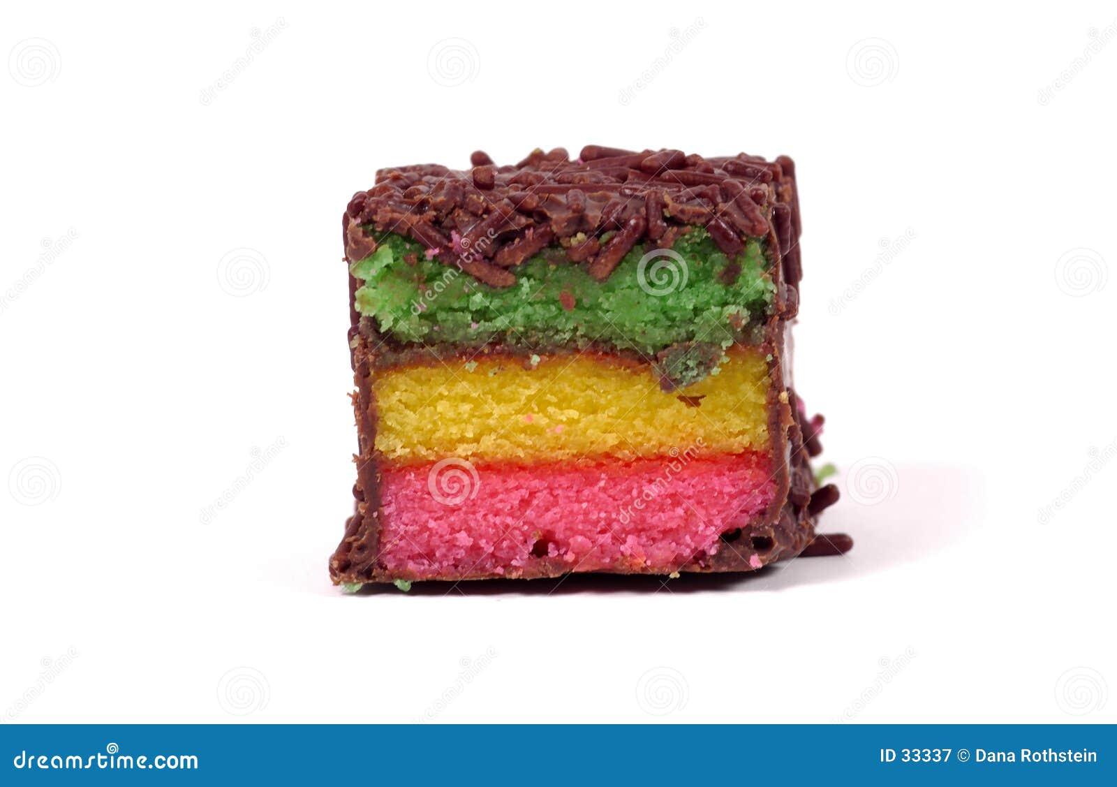 Cooie tricolore