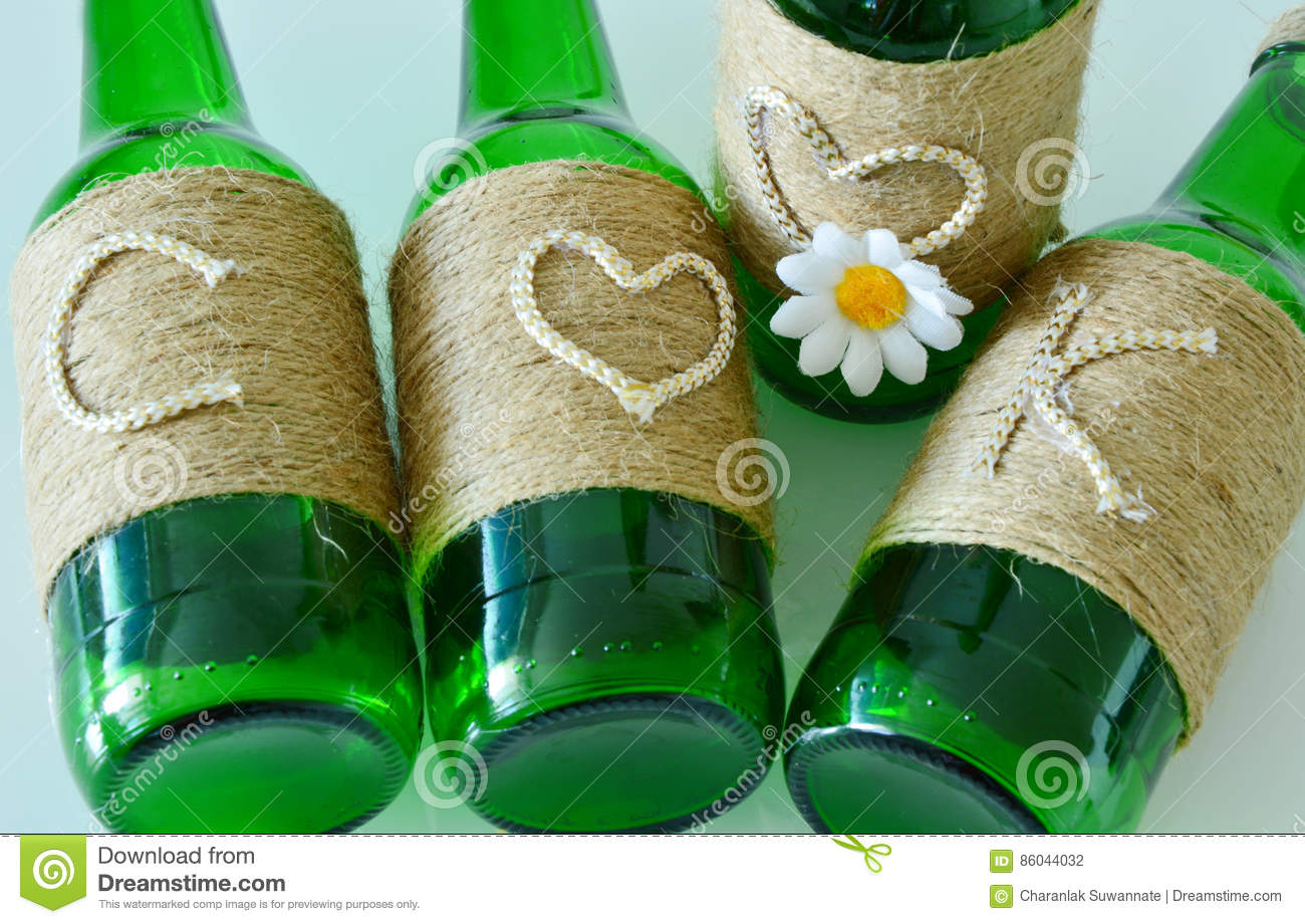Cook Craft Ideas Stock Photo Image Of Craft Bottle 86044032