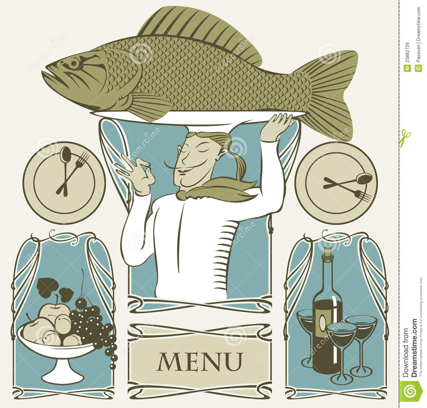 how to acid cook fish