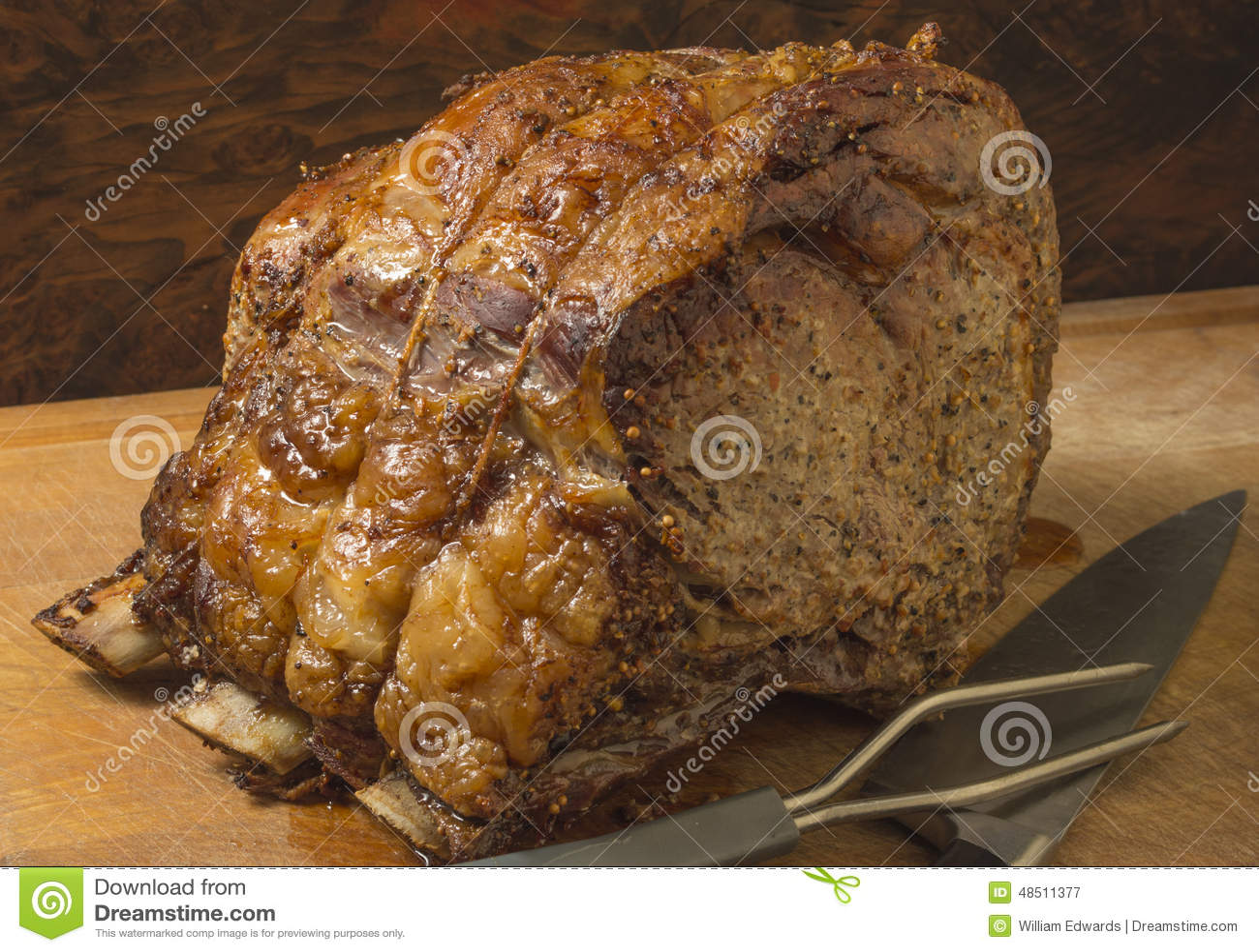 how to cook beef rib on the bone roast