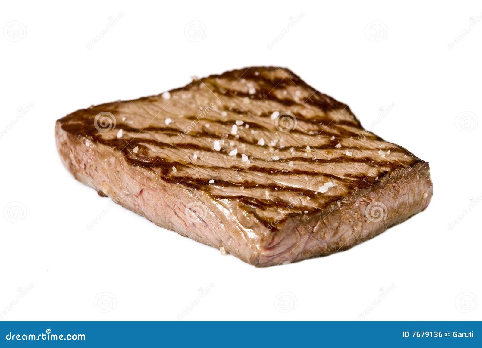 how to prepare rump steak