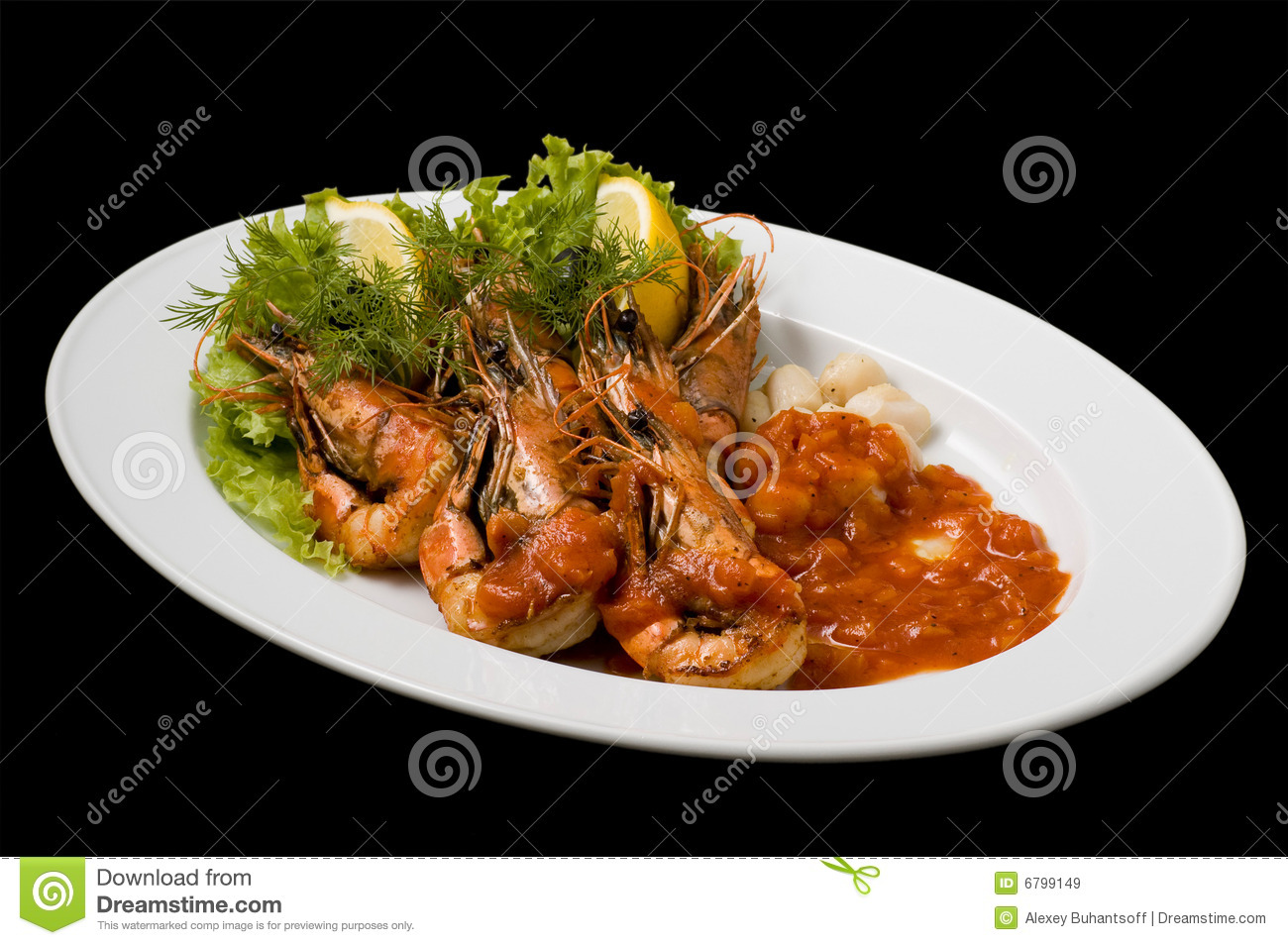 how to use cooked shrimp