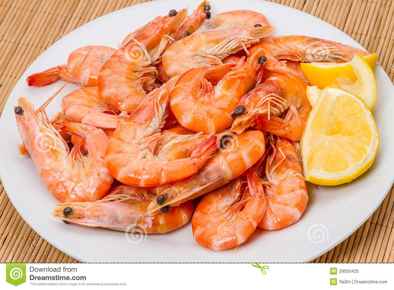 how to eat cooked shrimp