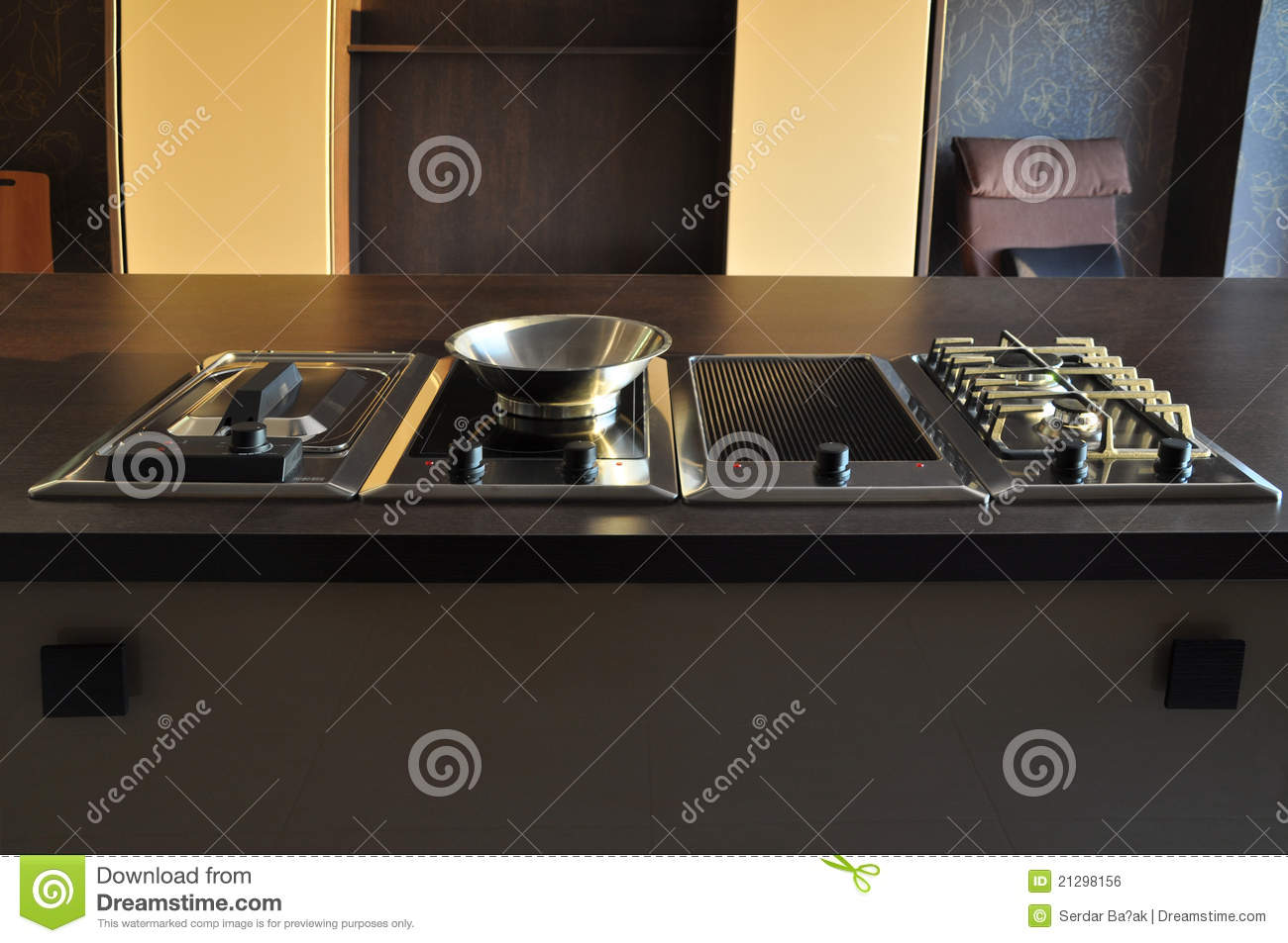 Cooker Royalty Free Stock Image - Image: 21298156
