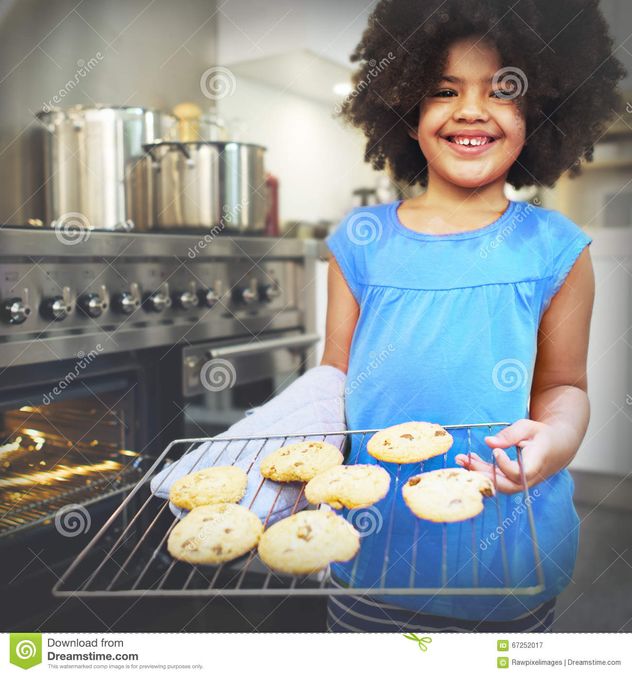 Cookie Bake Bakery Child Dessert Discovery Leisure Concept