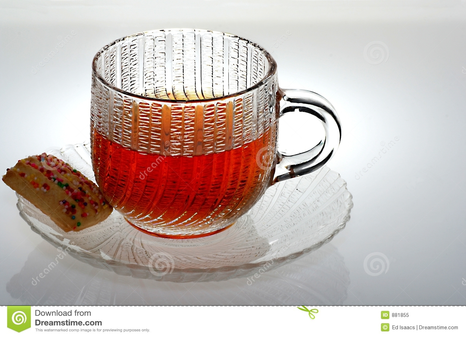 Cookie herbaty.