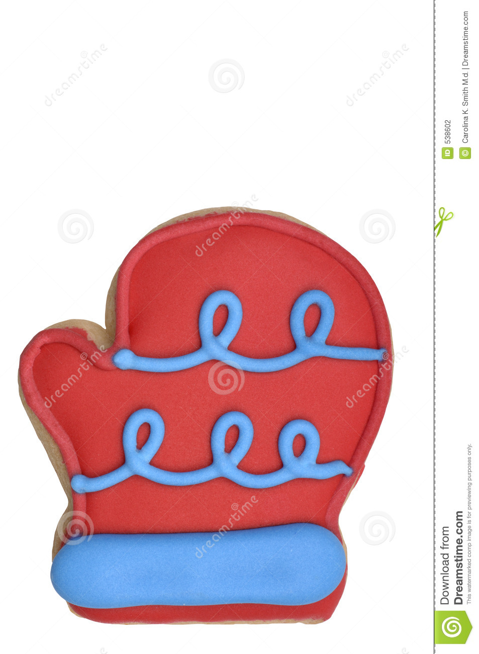 Cookie - Red Mitt