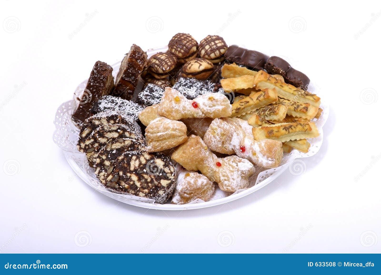 Download Cookie19 стоковое фото. изображение насчитывающей сливк - 633508