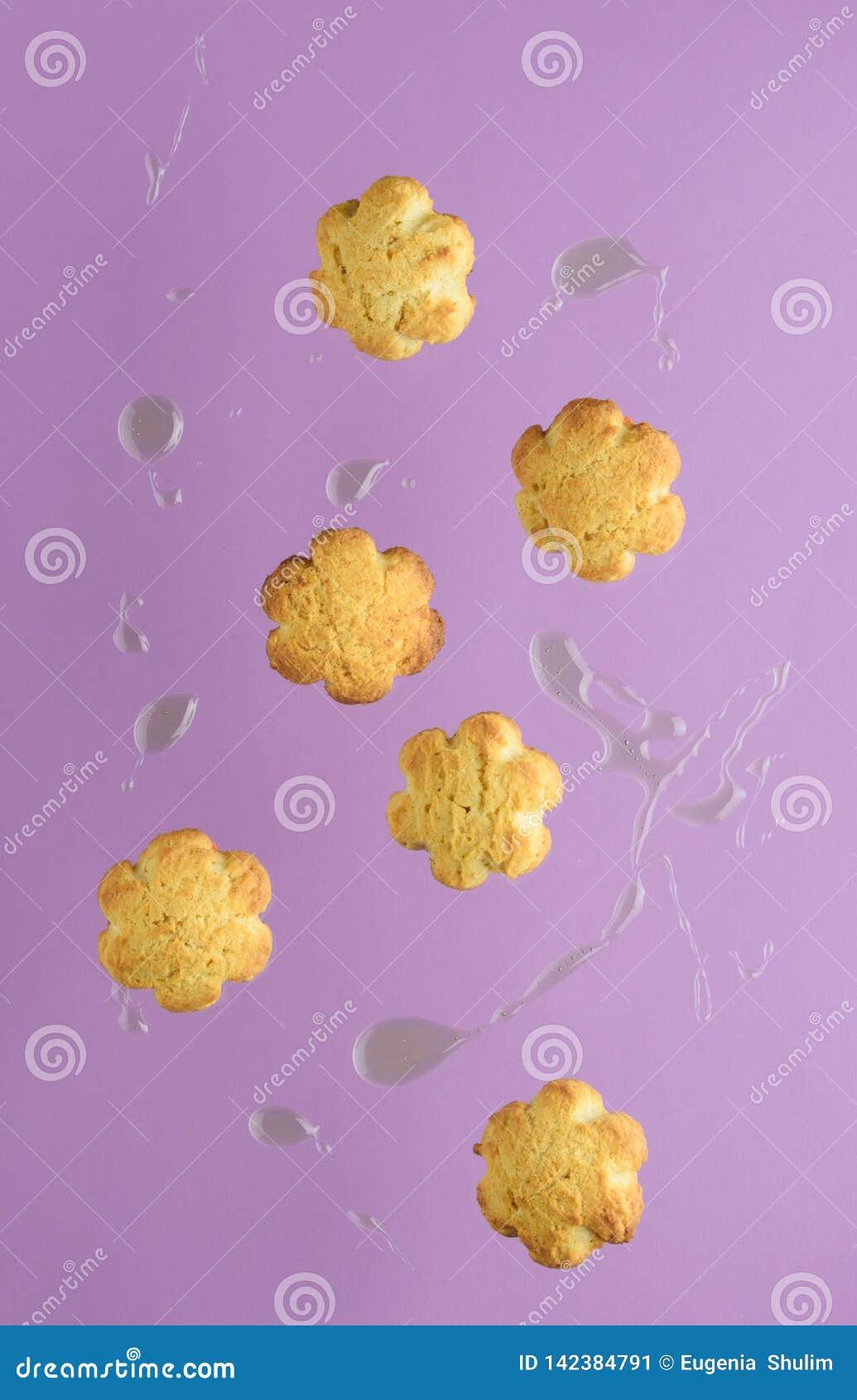 Cookies da gravidade com mel