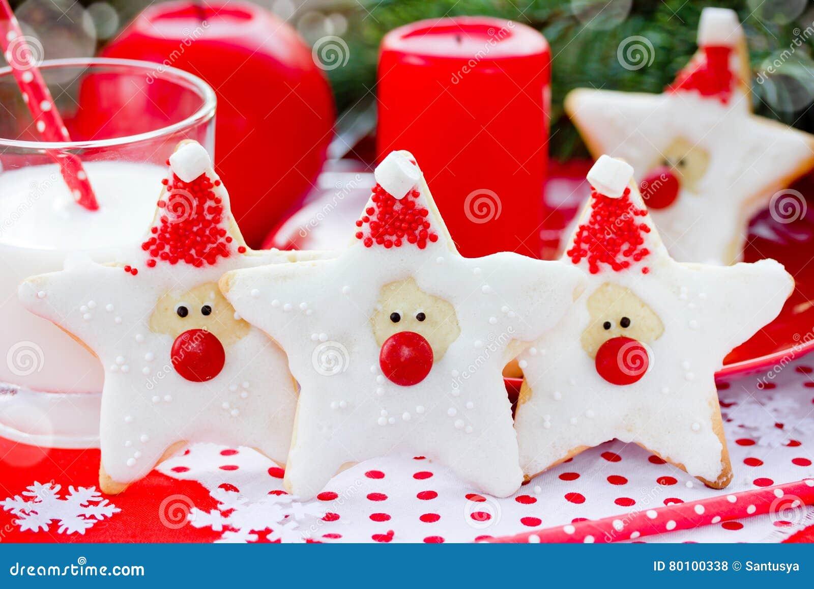Cookies de Santa Claus Christmas