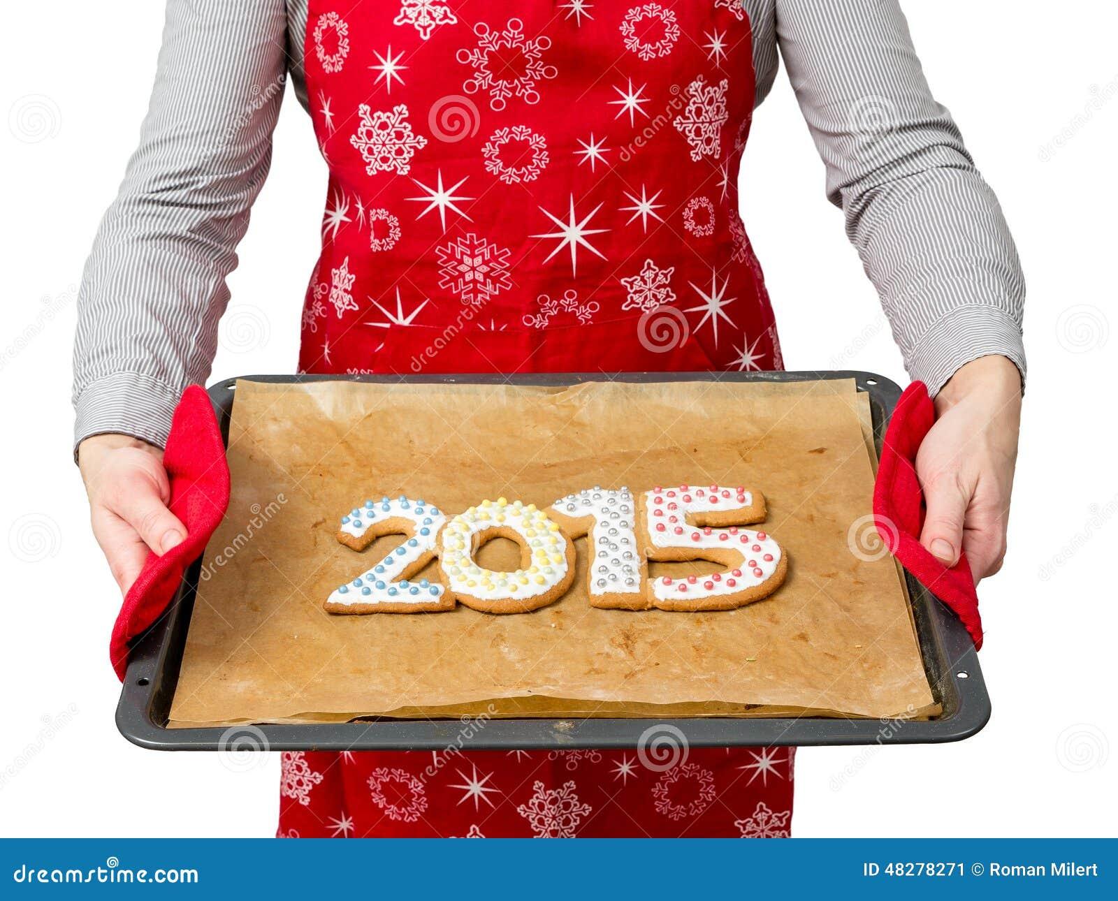 Cookies do ano novo
