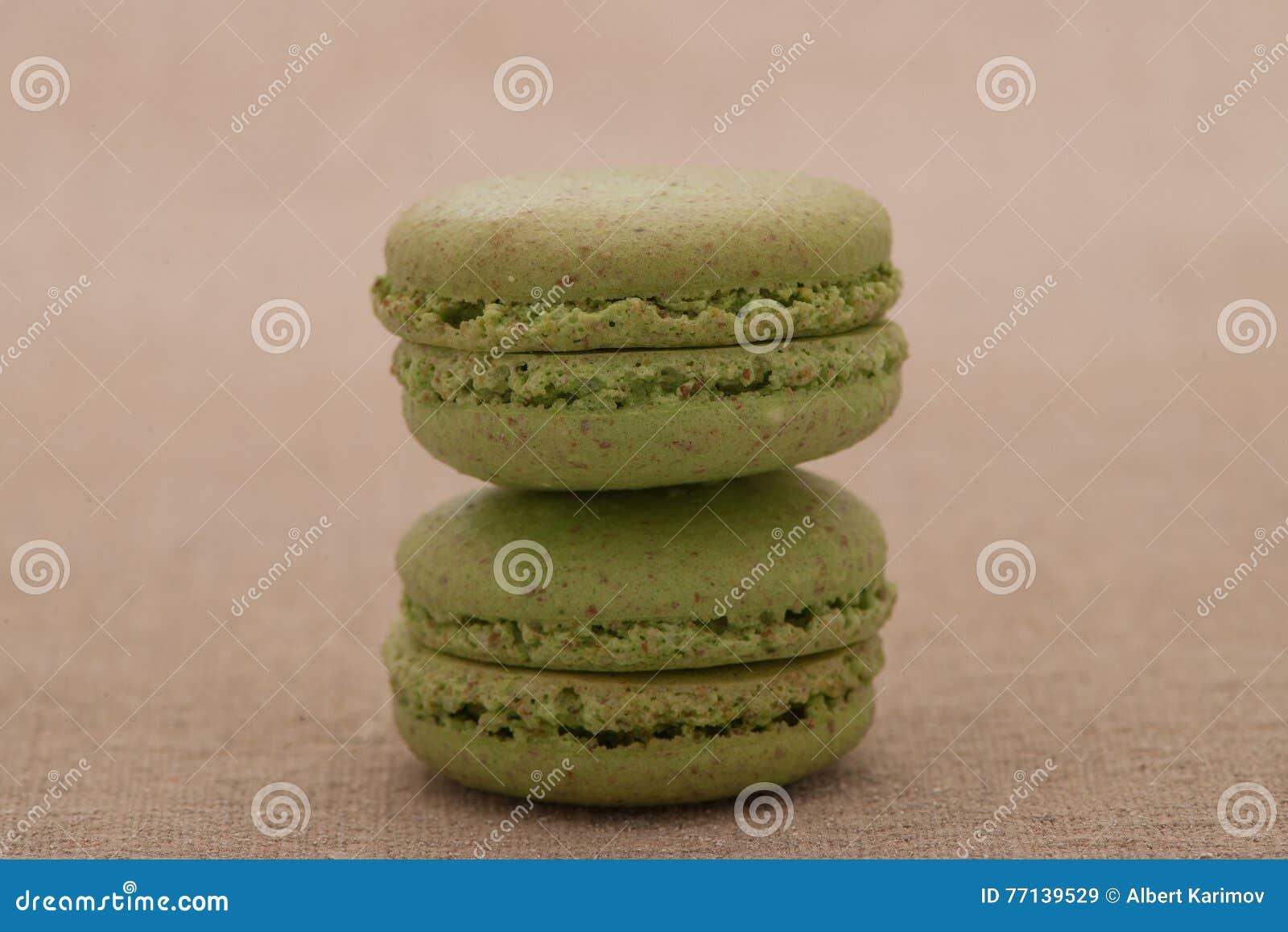 Cookies do formulário redondo