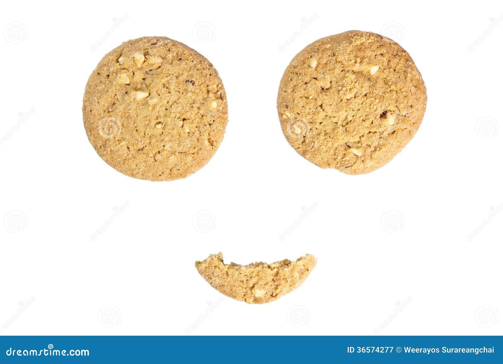 Cookies do smiley