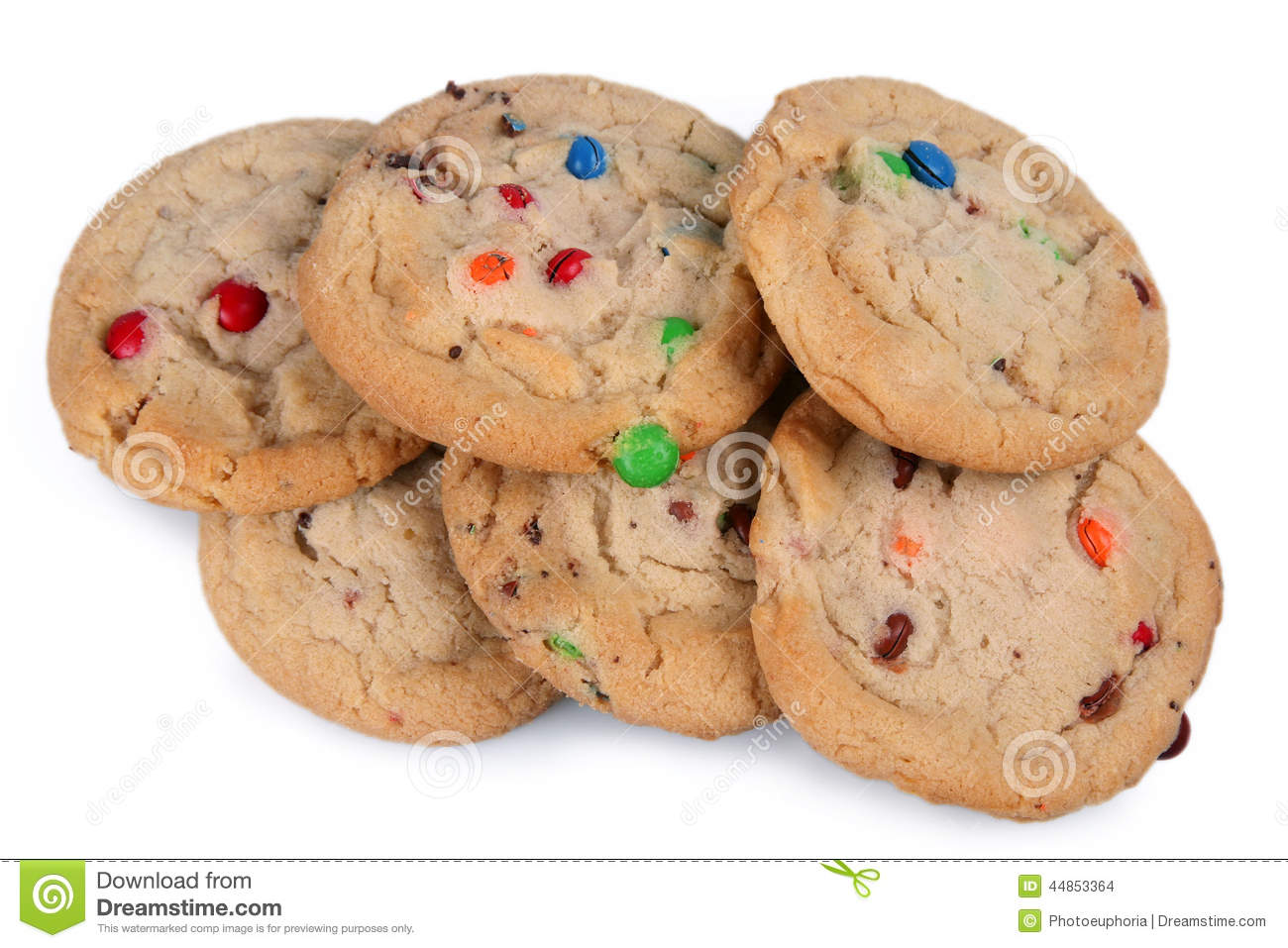 Cookies dos doces