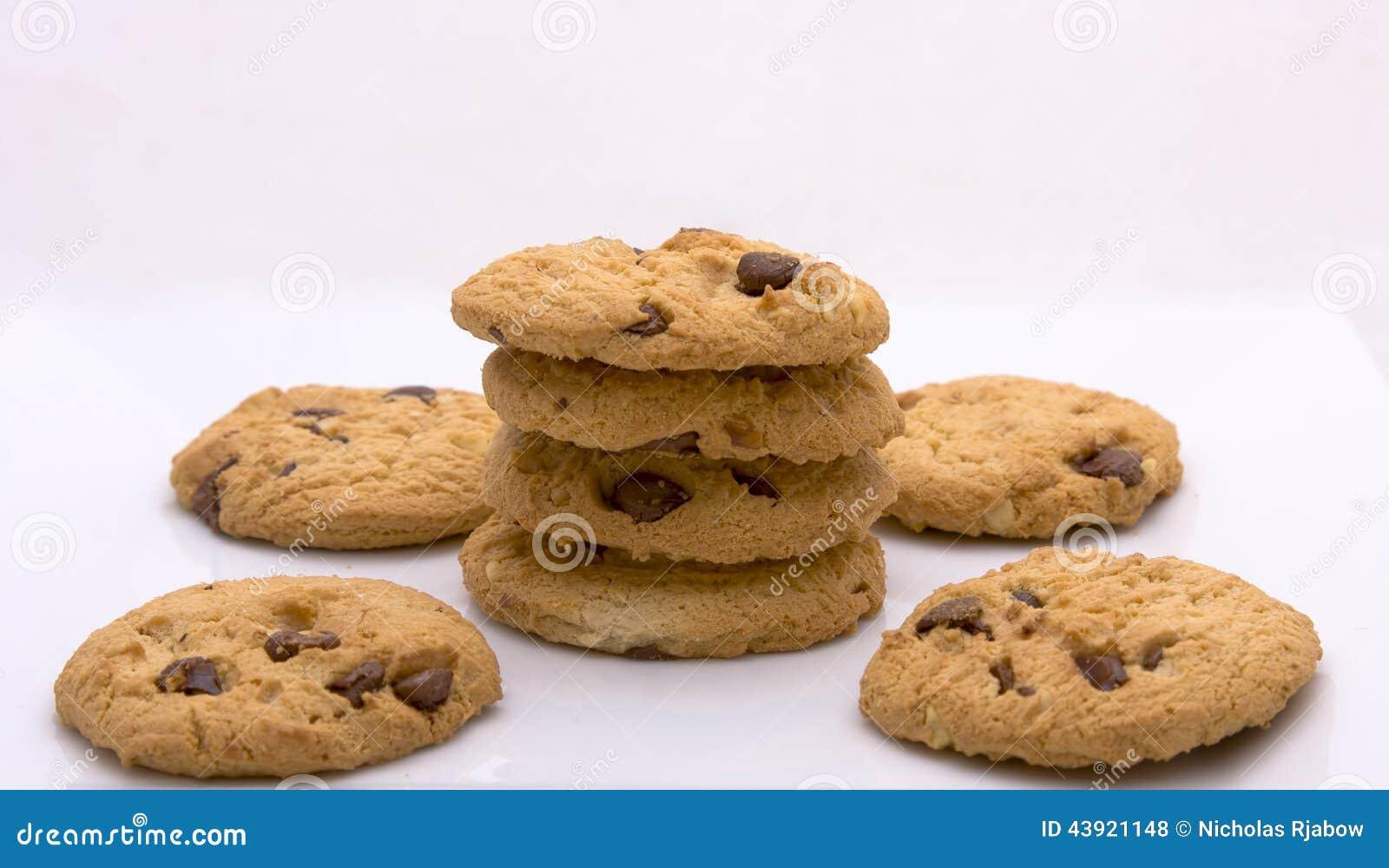 Cookies Stock Photo Image 43921148