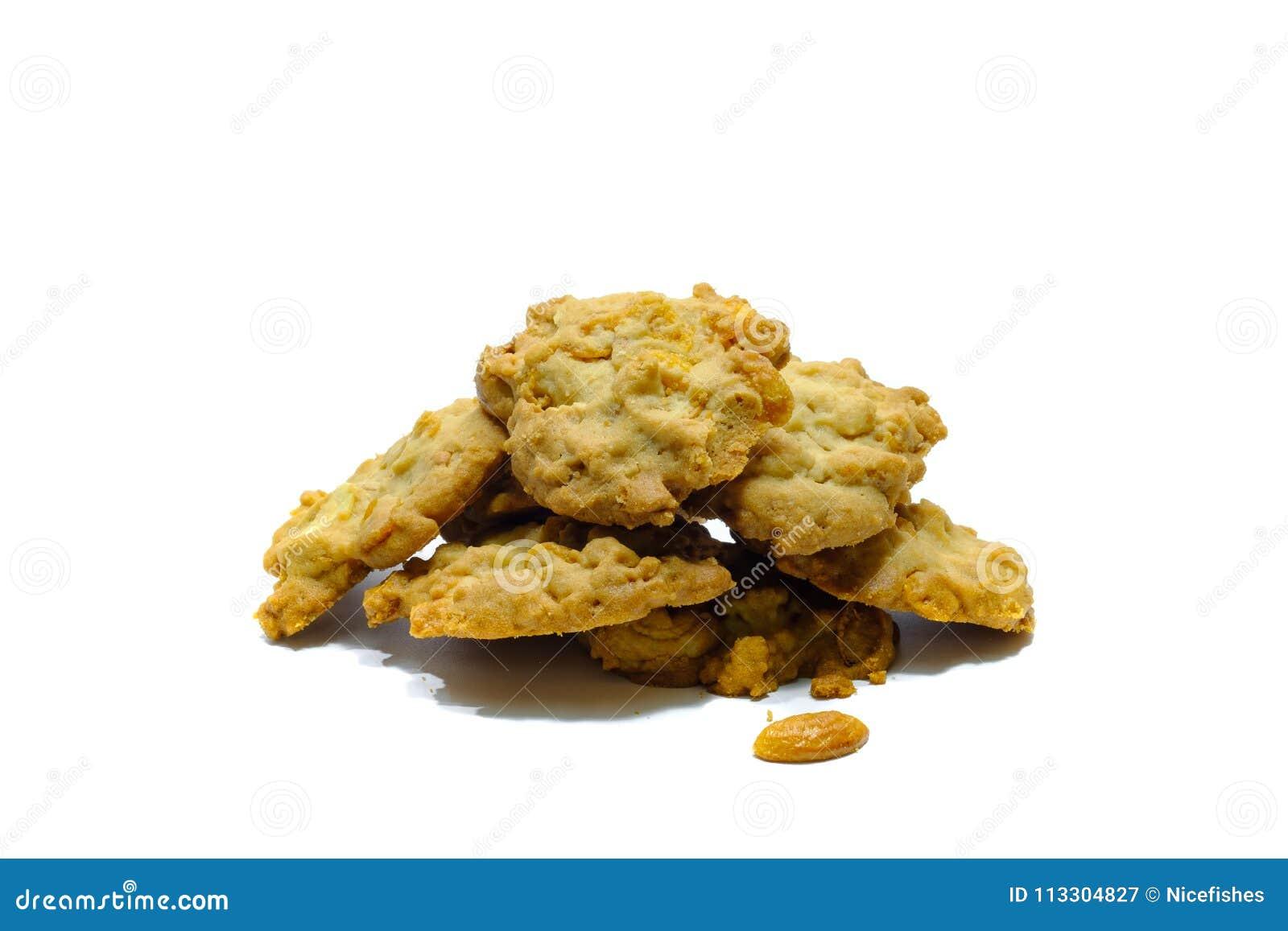 Cookies White Background Cookies