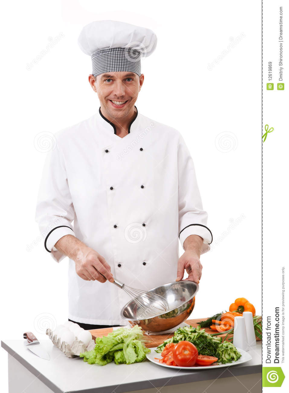 Http Www Dreamstime Com Royalty Free Stock Images Cooking Chef Image12619869