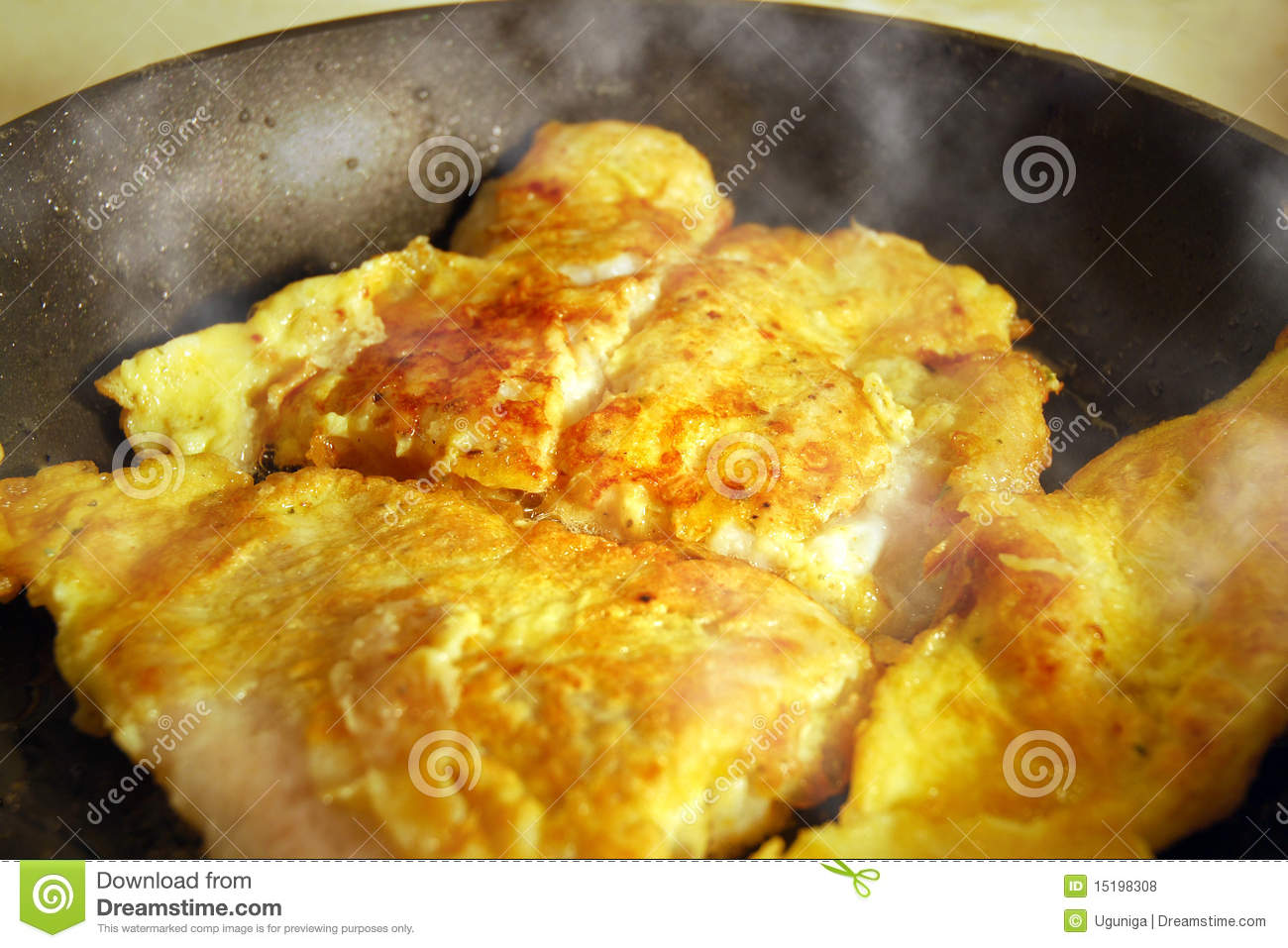 Cooking fish royalty free stock photos image 15198308 for How to cook fish eggs