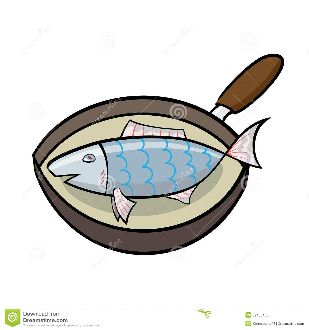 how to cook white fish in a pan