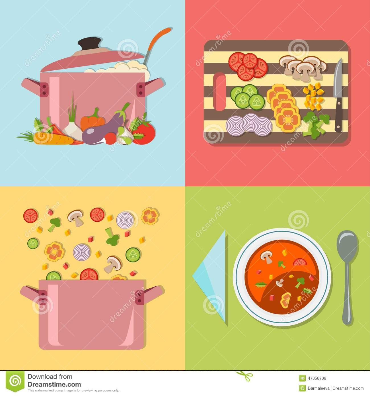 prepare cook and finish food vegetable dishes Delicious, healthy vegetable balls a good way to have children eat vegetables great as appetizer or used on a main dish plate these vegetables goes very well over rice, pasta dishes or mashed potatoes, and in breakfast sandwiches too.