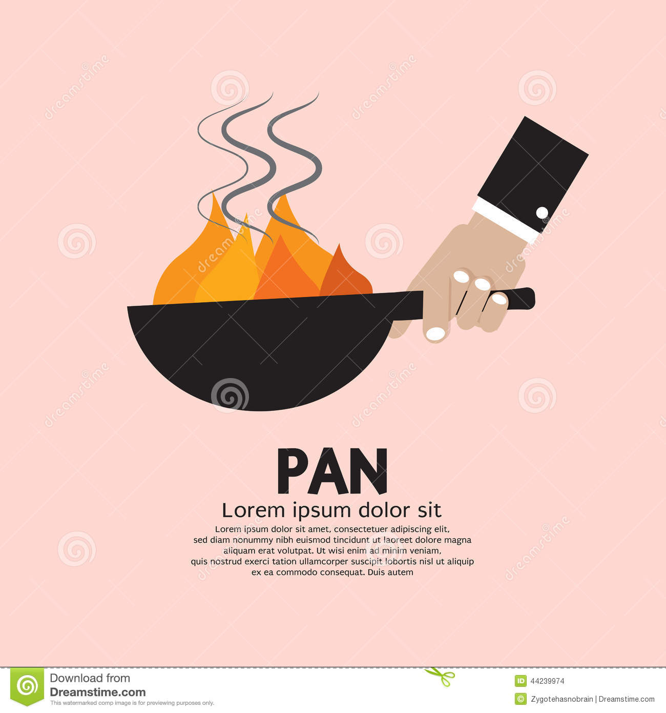 Cooking With Frying Pan